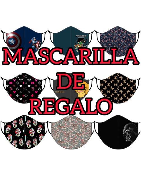 MASCARILLA DE REGALO
